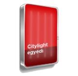 Citylight egyedi
