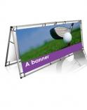 A-Banner kültéri kétoldalas