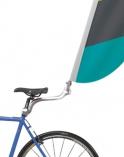 Kerékpár zászló