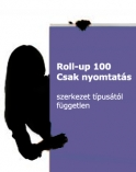 Roll-up 100 csere