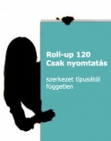 Roll-up 120 csere