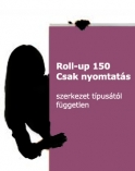 Roll-up 150 csere