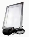 Világító keret  LED A/4